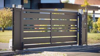 Portail Saumur Coulissant