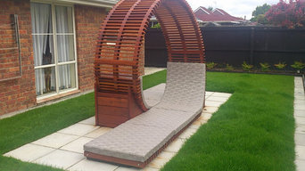 Double Spiral Deck Chair