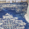 Blue and Gray Area Rugs
