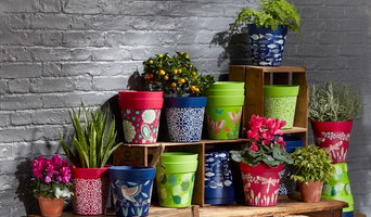 New planters, garden pots for Spring 2017