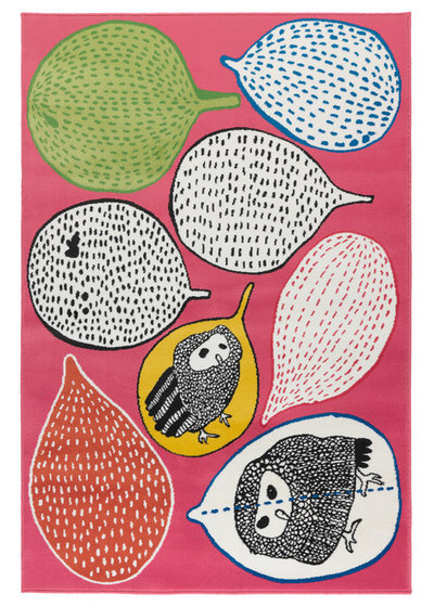 Contemporary Kids Rugs By IKEA