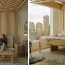 Small Apartments and spaces