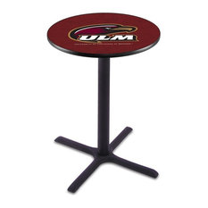 Louisiana-Monroe Pub Table 36-inchx42-inch by Holland Bar Stool Company