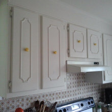 Before and After 1976 Kitchen