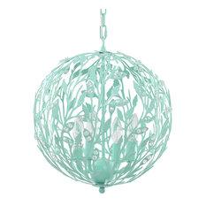 turquoise pendant light large firefly home kids lighting luna light fixture turquoise 4lights 50 most popular turquoise pendant lights for 2018 houzz
