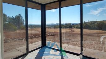 Window cleaning in hidden valley lake CA