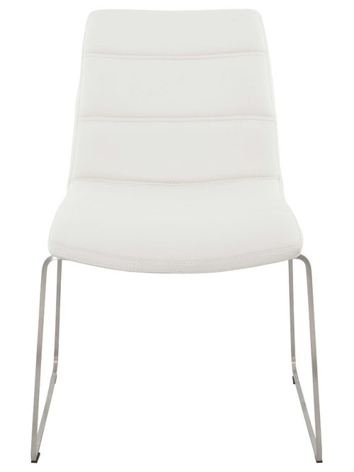 Chaise moderne design contemporaine for Chaise sejour contemporaine