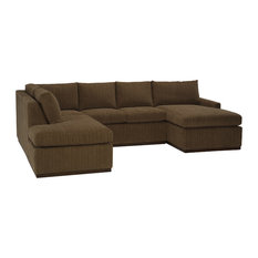 U-shaped Sectional Couch | Houzz