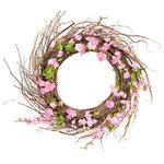 "Fantastic Craft - 32"" Cherry Blossom Wreath - 32"" CHERRY BLOSSOM WREATH"