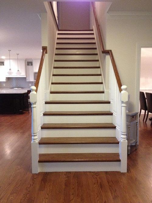 Carpet Runner On Slippery Stairs Help