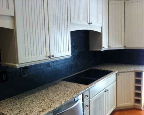 best black slate backsplash design ideas remodel