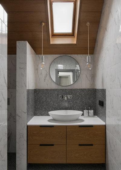 Современный Ванная комната by BW buro