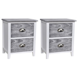 Nightstands And Bedside Tables by Vida XL International B.V.