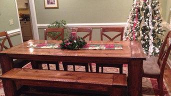 Alexander Farmhouse Table