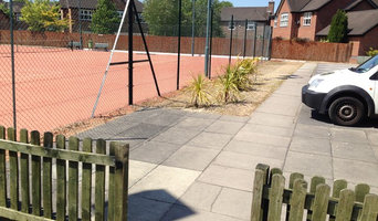 Tennis Club Landscaping Project