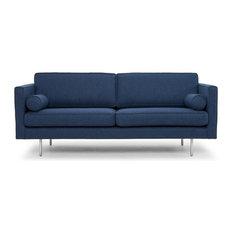 Murphy Azure Blue Sofa