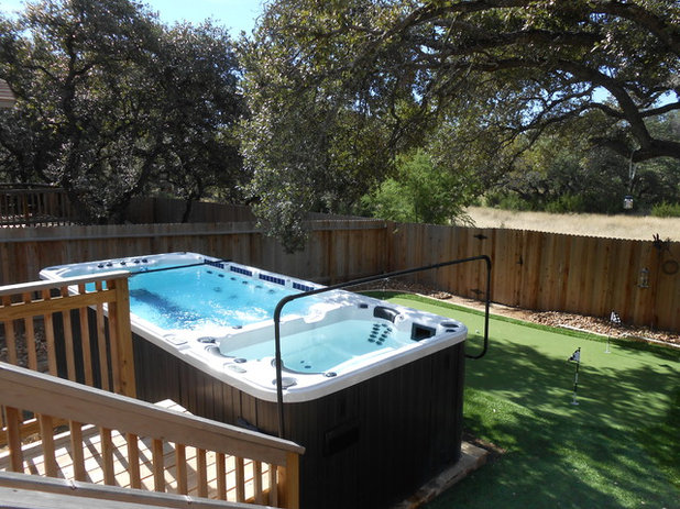 by The Above Ground Pool & Spa Company