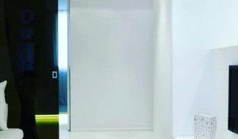 Progetto arredamento interior design /cartongesso