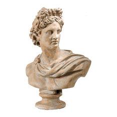 """Bust Statue Sculpture 24""""x13.5""""x31"""""""