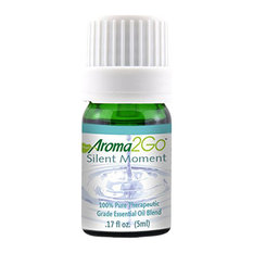 """Silent Moment """"Blend"""" Pure Therapeutic Grade 100% Natural Essential Oil, 5 ml"""