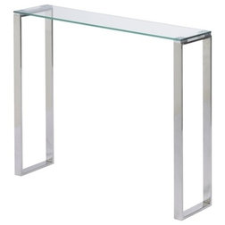 Contemporary Console Tables by Plata Import
