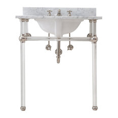 Empire 30-inch Wash Stand And P-Trap Yellow