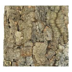 Jelinek Cork Wall Tiles, Set of 2, Natural Cork Top