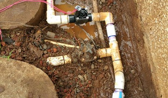 Leaking Sprinkler Valve Repair