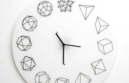 Solid Ho Clock