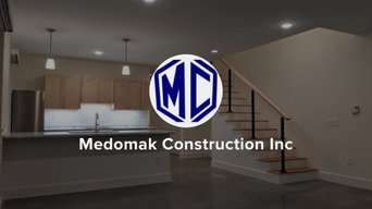 Company Highlight Video by Medomak Construction Inc