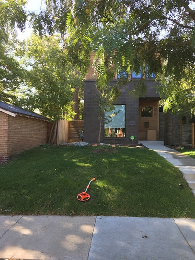 Denver Front Yard Renovation