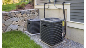 Cooling & heating system installation in The Woodlands