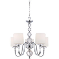 Beautiful Chandeliers by Quoizel