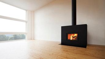 Eco Firebox Fireplace System