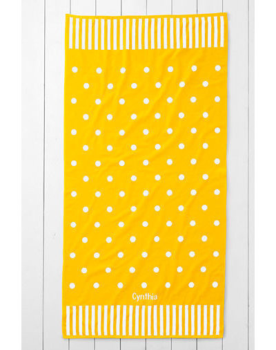 Contemporary Beach Towels by Lands' End