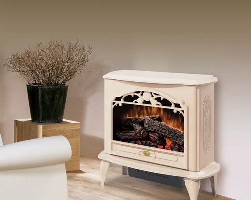 electric fireplace - Free Standing Electric Fireplace