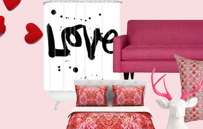 Shop Houzz: The True Colors of Valentine's Day