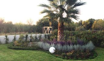 Progetto di giardino a Cinisi