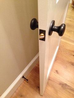 Door Stopper Hinge