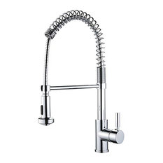 Contemporary Kitchen Faucets Houzz