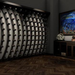 Inspiration for a modern home design remodel in Sacramento