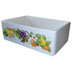Farmhouse Kitchen Sinks by Terzofoco USA
