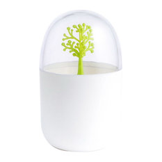Home Living Room Restaurant Creative Simple Toothpick Holder, Small Green Tree