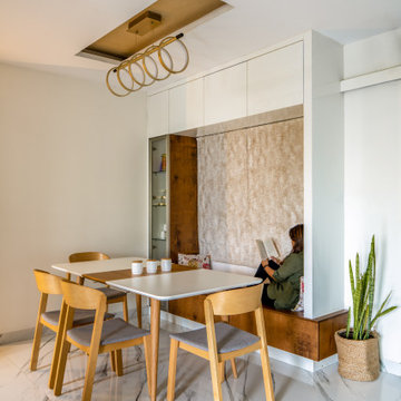 The First Abode : Dining area