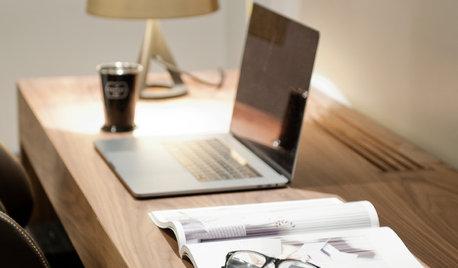 Cómo Houzz puede ayudarte en estos días que trabajas desde casa