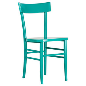 Brera Dining Chair, Turquoise