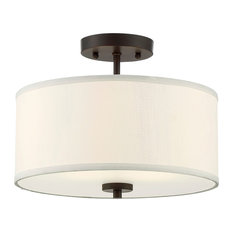 OilRubbed Bronze FlushMount Ceiling Lights for Your Home Houzz