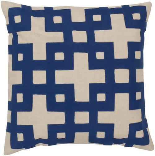 Layered Blocks- (AR-082) - Decorative Pillows
