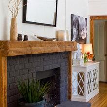 Fireplace Upstairs