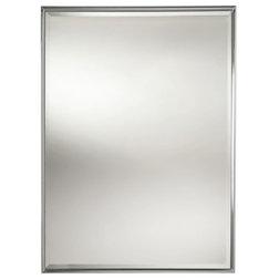 Contemporary Bathroom Mirrors by Valsan Bathrooms